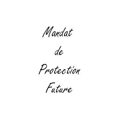 Mandat de protection future