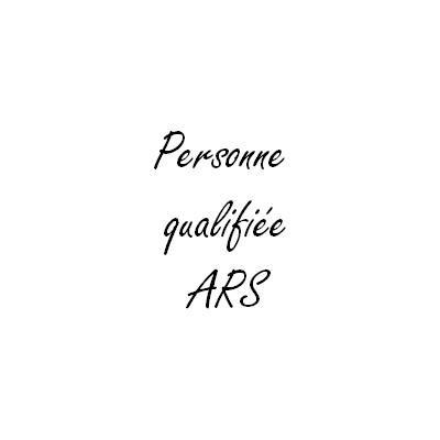 Personne qualifiee ars
